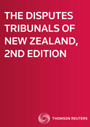 Disputes Tribunals of New Zealand - 2nd Edition