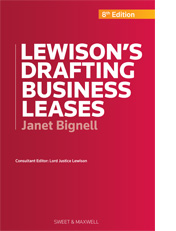 Lewisons Drafting Business Leases 8th Edition