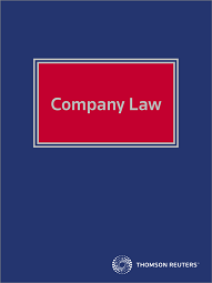 Company Law - Westlaw NZ