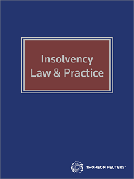 Insolvency Law and Practice - Westlaw NZ