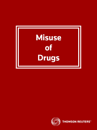 Misuse of Drugs - Westlaw NZ