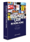 Business Law in Hong Kong - 3rd Edition