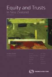 Equity and Trusts in New Zealand - 2nd Edition