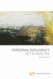 Personal Insolvency: Act & Analysis