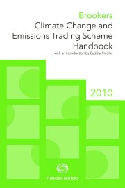 Brookers Climate Change and Emissions Trading Scheme Handbook 2010