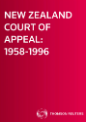 New Zealand Court of Appeal: 1958-1996