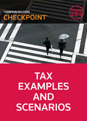 Tax Examples and Scenarios