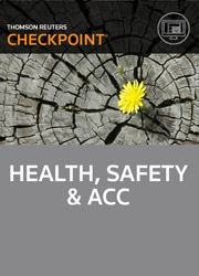 Health, Safety & ACC - Checkpoint