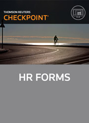 HR Forms - Checkpoint