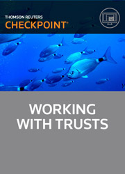 Working with Trusts - Checkpoint