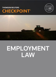 Employment Law - Checkpoint