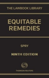 Equitable Remedies - 9th Edition
