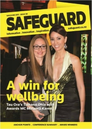OSH Solutions - Safeguard Magazine