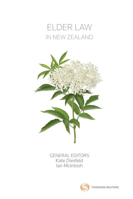 Elder Law in New Zealand (Book + eBook Bundle)