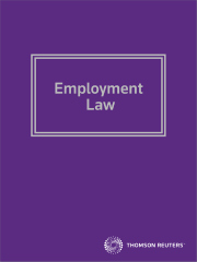 Employment Law eReference
