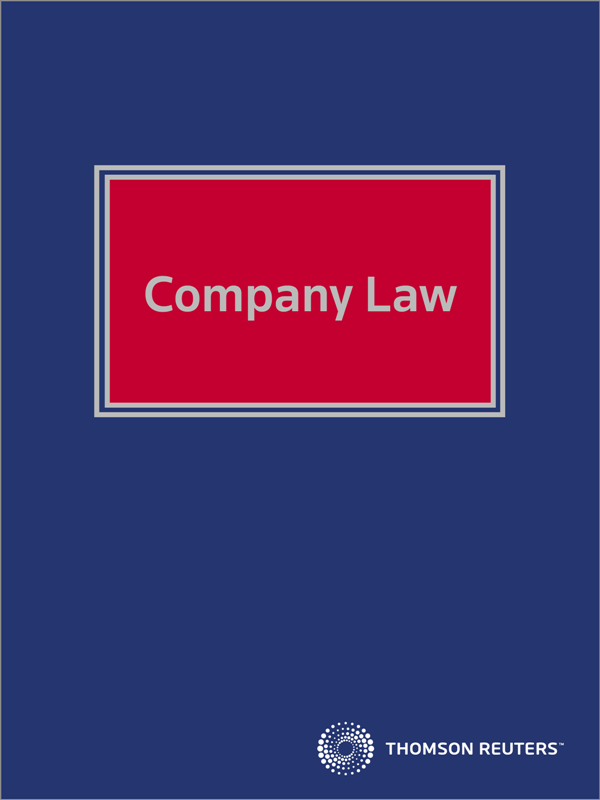 Company Law eReference