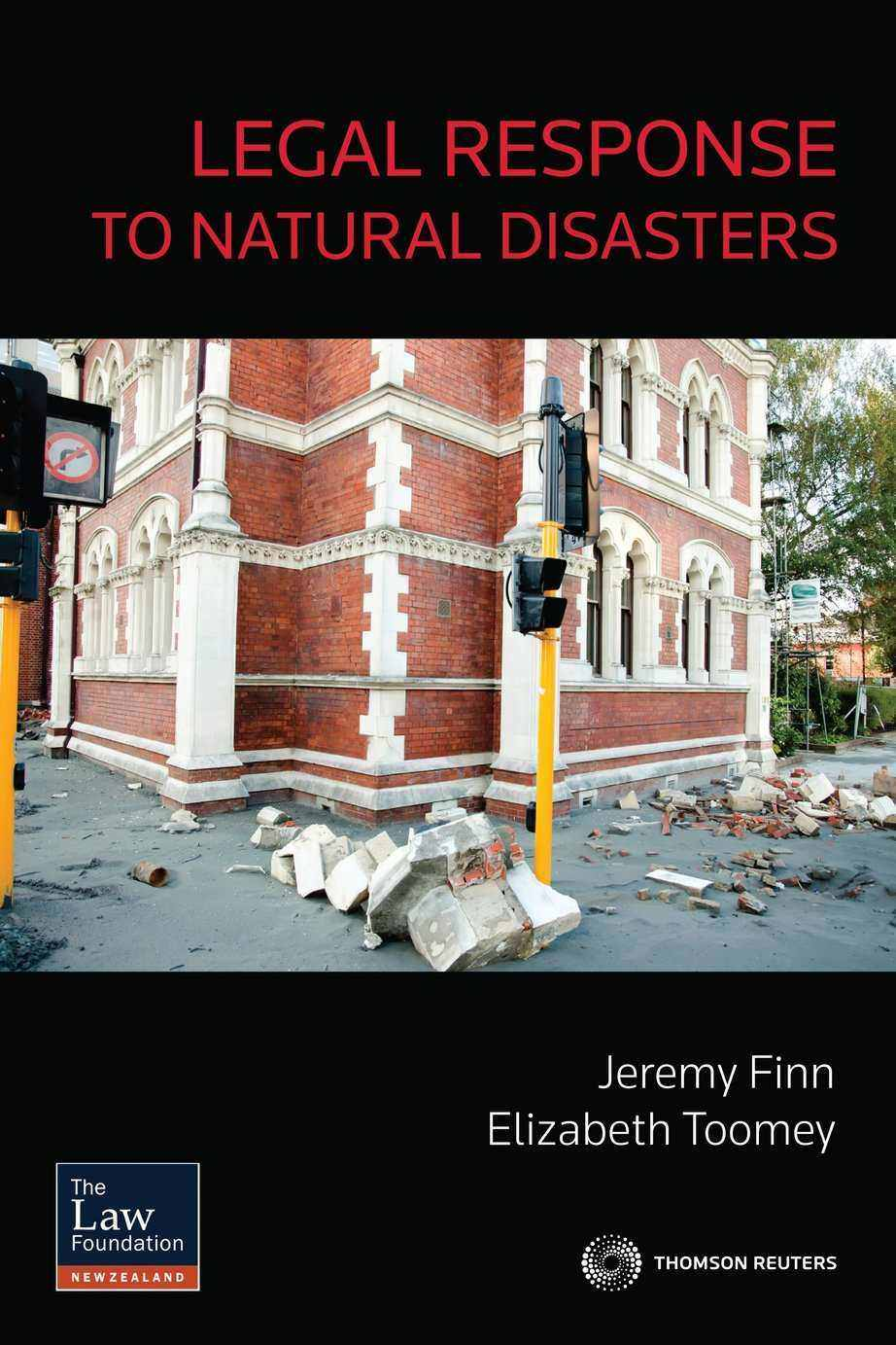 Legal Response to Natural Disasters (Book)