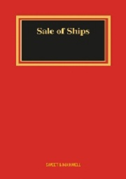 Sale of Ships - 3rd Edition