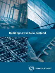 Building Law in NZ eReference