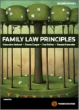 Family Law Principles - 2nd Edition