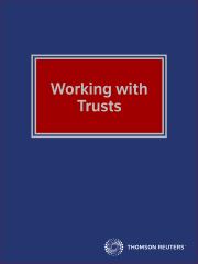Working with Trusts eReference