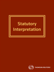 Statutory Interpretation eReference