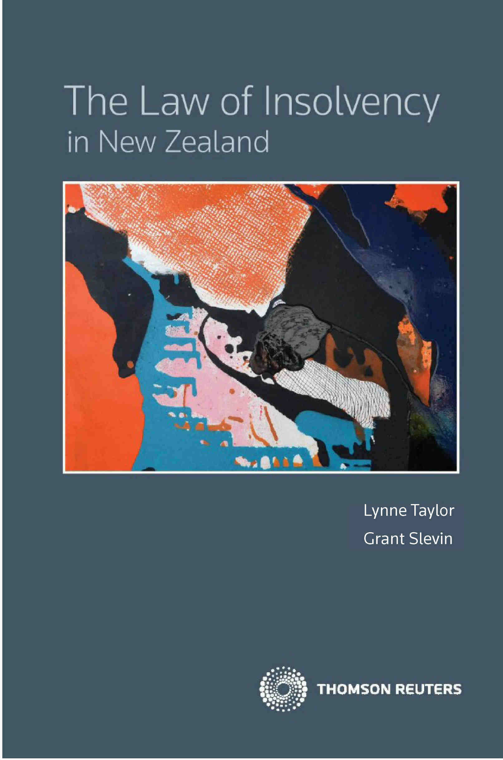 The Law of Insolvency in New Zealand (Book)