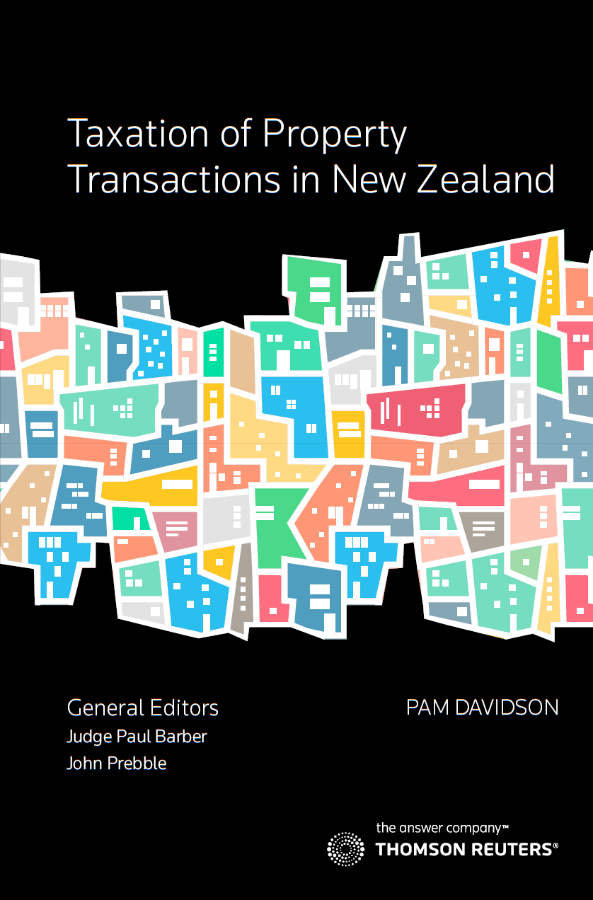 Taxation of Property Transactions in New Zealand (Book)