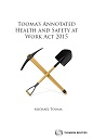 Tooma's Annotated Health and Safety at Work Act 2015 (eBook)