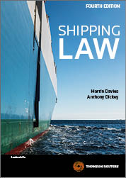 Shipping Law - 4th Edition (Book)