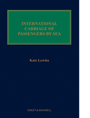 International Carriage of Passengers by Sea