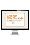 A to Z of NZ Law - Media Law