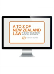 A to Z of NZ Law - Commercial - Competition - Westlaw NZ