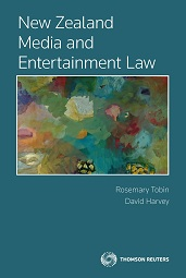 New Zealand Media and Entertainment Law (Book + eBook)