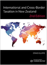 International and Cross-Border Taxation in New Zealand (2nd Edition) - book