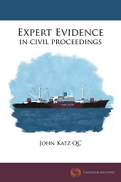 Expert Evidence in Civil Proceedings - (Book)