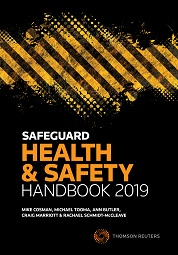 Safeguard Health and Safety Handbook 2019 - (Book)