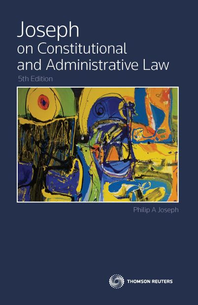 Joseph on Constitutional and Administrative Law (5th ed) - Book