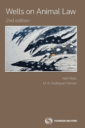 Wells on Animal Law (2nd Edition) - (Book)