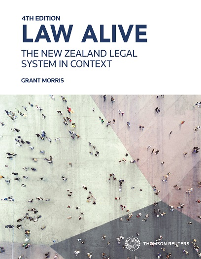 Law Alive 4th edition Book