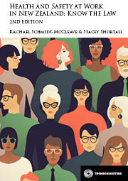 Health and Safety at Work in New Zealand Know the Law (2nd edition) - Pack