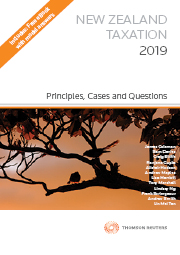 New Zealand Taxation 2019: Principles, Cases and Questions - (Book)
