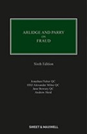 Arlidge and Parry on Fraud 6e