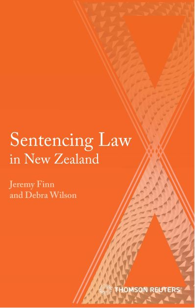 Sentencing in New Zealand (bk)