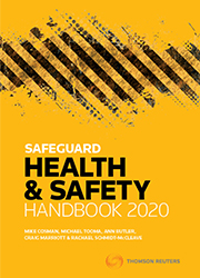 Safeguard Health & Safety Handbook 2020 bk