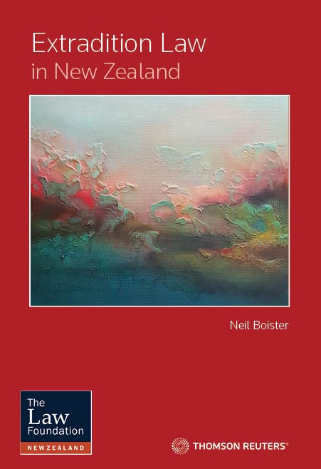 Extradition Law in New Zealand 1e bk