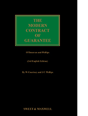 The Modern Contract of Guarantee 4e
