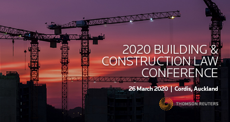 Building and Construction Law Conference
