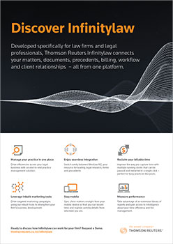 Download Infinitylaw Factsheet